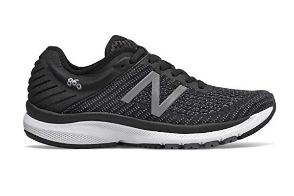 New Balance 860v10 - Best walking shoes for men with flat feet