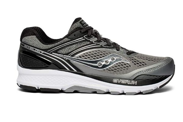 Saucony Echelon 7 Best walking shoes for flat feet